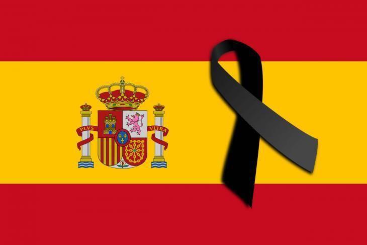 10 días de luto oficial por las víctimas del coronavirus